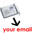 1 Year Fax2U Fax to Email Service